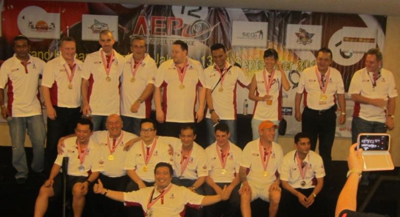 Runners up - Jakarta